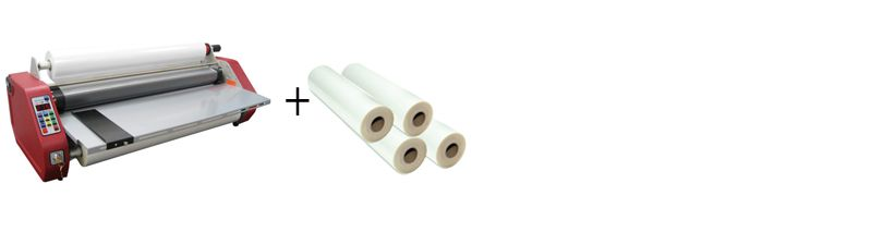 D&K MiniKote G2 Roll Laminator Package 1