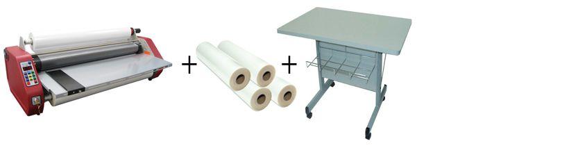 D&K MiniKote G2 Roll Laminator Package 2