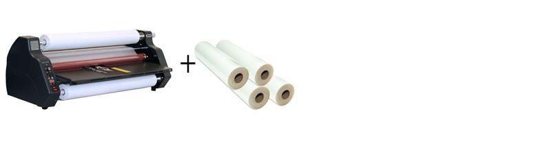TCC 2700 Roll Laminator Package 1