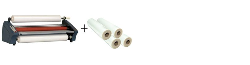 TCC Easy One Roll Laminator Package 1