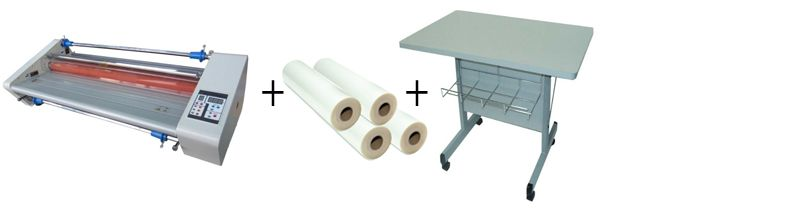 "Budget 2700 Plus - 27"" Roll Laminator Package 2"