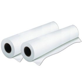 "10 mil - 55"" x 250' Clear DigiKote Roll Laminating Film"
