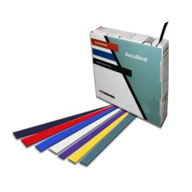 AccuBind E Tape Binding Strips