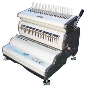 Akiles CombMac-24E Plastic Comb Binding Machine