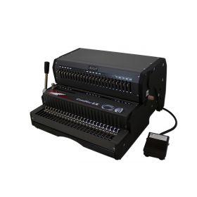 Akiles CombMac-EX Plastic Comb Binding Machine
