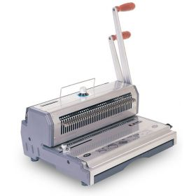 Akiles WireMac-21 2:1 Wire Binding Machine-p