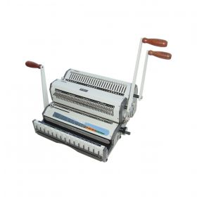 Akiles WireMac-321 3:1 and 2:1 Wire Binding Machine
