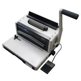 DFG EC1800 Manual Plastic Coil Binding Machine