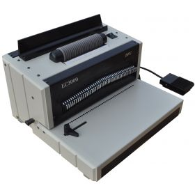 DFG EC3000 Electric Coil Binding Machine