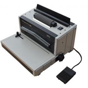 ETitanCoil Eagle Heavy Duty Plastic Coil Binding Machine