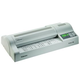 "Fellowes Proteus 125 Heavy Duty 12.5"" Pouch Laminator"