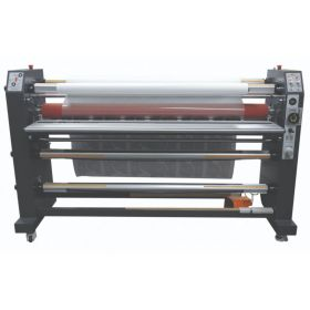 """Royal Sovereign Fremont 65H - 65"""" Pneumatic Cold Laminator with Top Heat Assist"""