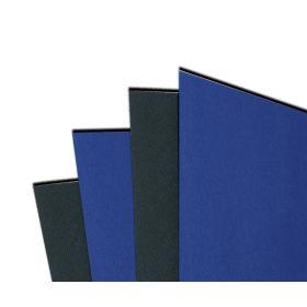 GBC Linen Weave Covers 8.75 By 11.25 inch (Oversize) No Window (80 Bond)
