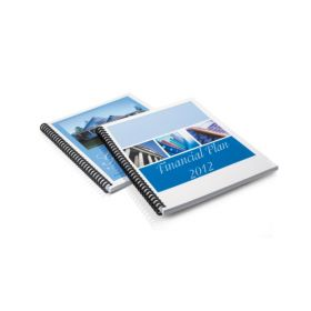 GBC Standard Laser And Ink Jet Printable Binding Covers