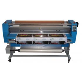 GFP 865DH 65 inch Dual Heat Wide Format Roll Laminator