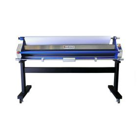 "Guardian 65"" Cold Roll Laminator w/Heat Assist"
