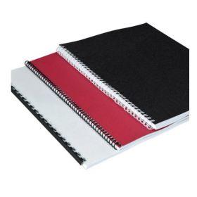 "Regency Leathergrain Presentation Covers - 8-1/2"" x 11"" Square Corner (90lb)"