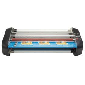 "GBC Pinnacle 27 EZ Load 27"" Heated Roller Roll Laminator"