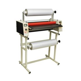 Pro-Lam PL227HP 27 inch Commercial Roll/Mounting Laminator with Stand