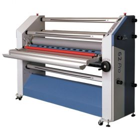 Seal 62 Pro D - 61 Inch Wide Cold Laminator Hot/Cold Roll Laminator - 64138