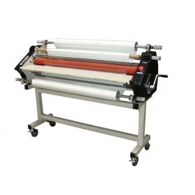 Tamerica TCC-1200 HC 45 Inch Hot Cold Roll Laminator with Stand