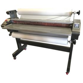 "TCC-1200 HC 45"" Hot and Cold Roll Laminator w/Stand"