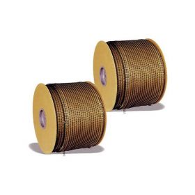 Twin Loop Wire Binding Spools 0.37 inch 3-1 Pitch