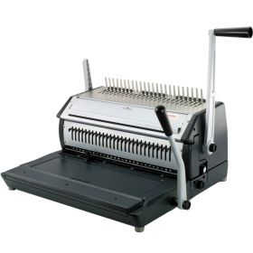 Tamerica VersaBind 4-in-1 Manual Binding Machine