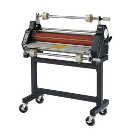 "Tamerica VersaLam 2700-EP 27"" One Sided/Two Sided Roll Laminator w/Stand"