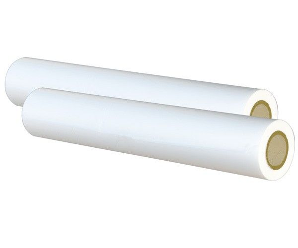 10 Mil 40 X 500 Clear Polyester Superstick Roll Laminating Film Laminator Com