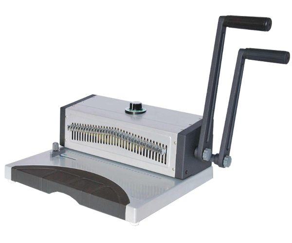 Wire Binding Machines   Dfg Wire 1500 Wire Binding Machine Laminator Com