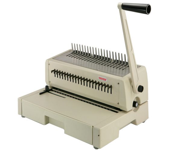 PBP Combo PB210 Plastic Comb Binding Machine