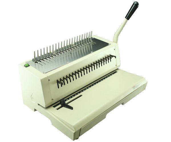 Tamerica 210EPB Electric Punch Plastic Comb Binding Machine