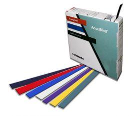 AccuBind E Tape Binding Strips