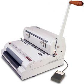 Akiles CoilMac-ECI 4:1 Pitch Coil Binding Machine