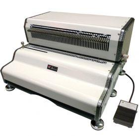 Akiles CoilMac-ECP41+ 4:1 Pitch Coil Binding Machine