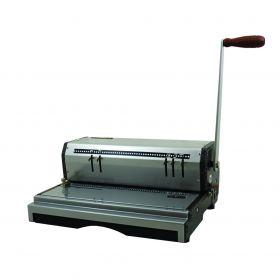 Akiles CoilMac M Manual Coil Binding Machine-p