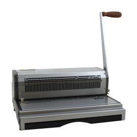 Akiles CoilMac M Plus Manual Coil Binding Machine-s
