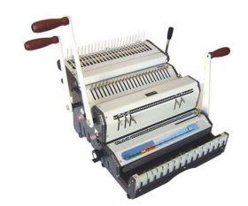 Akiles DuoMac-C51 Plastic Comb and Coil Binding Machine