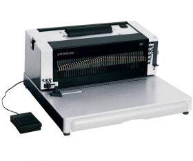 DFG E-Titan Heavy Duty Electric Coil Binding Machine