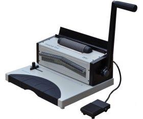 DFG TitanCoil Oval Plastic Coil Binding Machine