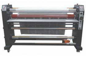 "Royal Sovereign Fremont 65H - 65"" Pneumatic Cold Laminator with Top Heat Assist"