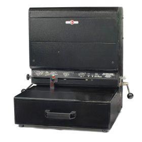 Rhin-O-Tuff HD7700 ONYX Heavy Duty Electric Punch Machine