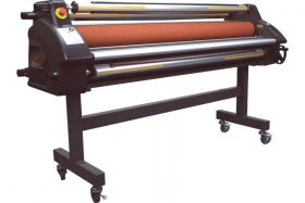 Royal Sovereign Sigmont 65H 61 inch Wide Format Heat Assist Cold Roll Laminator