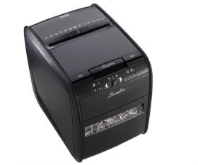 Swingline Stack-and-Shred 80X Hands Free Shredder - 1757574