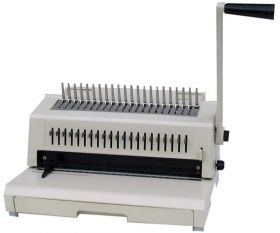 Tamerica 213PB Plastic Comb 3-Hole Binding Machine