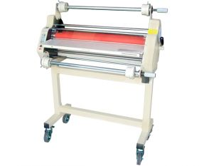 "Tamerica VersaLam 2700-P 27"" One Sided/Two Sided Roll Laminator w/Stand"