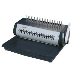 Tamerica TCC-2100E Electric Punch Plastic Comb Binding Machine