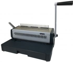 Tamerica TCC242 Durabind Legal Size Comb Binding Machine