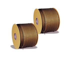 Twin Loop Wire Binding Spools – 0.875 inch 2 by 1 Pitch